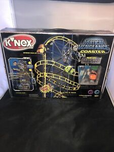 NEW K'NEX Vertical Vengeance Roller Coaster Retired Play Set - with box!