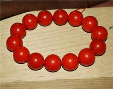 tibetan red nanhong agate bracelet mala chinese prayer beads pema raka genuine