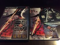 PS2 SHIN SANGOKUMUSOU 3 KOEI Sony PlayStation 2 - Japan Import - US Seller