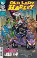 Old Lady Harley #2 DC Comic 1st Print 2018 unread NM
