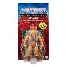 MASTERS OF THE UNIVERSE ORIGINS FIGURINE HE-MAN MUSCLOR CLASSIC MATTEL DISPO