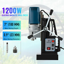 Multifunctional 1200w 09 Magnetic Drill Press Portable 2900lb Magnetic Force