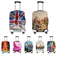 """20"""" 24"""" 26"""" 28"""" 30"""" Elastic Travel Luggage COVER Carrier Bag Suitcase Protector"""