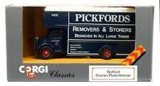 CORGI C953/1 C953/4 C953/9 BEDFORD PANTECHNICONS diecast model trucks 1:50th