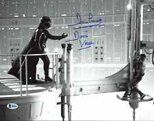 """David Prowse Star Wars """"Darth Vader"""" Authentic Signed 11X14 Photo BAS 3"""