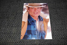 TERENCE HILL signed Autogramm auf 10x15 cm Foto LOOK