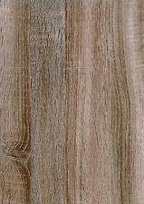 67.5cm WIDE SHEFFIELD OAK WOOD WOODGRAIN STICKY BACK PLASTIC SELF ADHESIVE VINYL