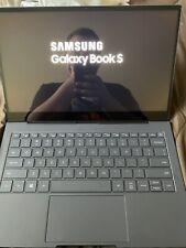 Samsung Galaxy Book S SM-W767 Notebook Laptop 2in1 4G LTE 256G Win10 Gray FedEX