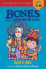 NEW Bones and the Clown Mix-Up Mystery by David A. Adler