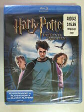 HARRY POTTER AND THE PRISONER OF AZKABAN BLU-RAY DISC NEW 1080p HiDef `6x9 2, 4: