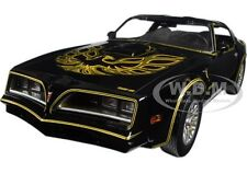 "1977 PONTIAC FIREBIRD TRANS AM ""SMOKEY AND THE BANDIT"" 1:18 BY GREENLIGHT 19025"