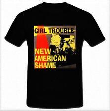 Girl Trouble  garage rock band Cat Butt Gas Huffer T-shirt Tee Size S M L XL 2XL