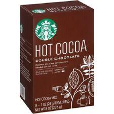 Starbucks Hot Cocoa Mix Double Chocolate