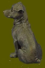 Vintage Austrian Vienna BRONZE Dog Jack Russell Terrier or Fox Terrier Dog SALE