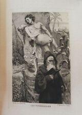 * RARE : ATALA - RENE - LE DERNIER ABENCERAGE - CHATEAUBRIAND - 1882 - SUR JAPON