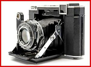 【MINT】 Zeiss Ikon Super Ikonta 532/16 Medium Camera Tessar 8cm F2.8 #JAPAN 1431