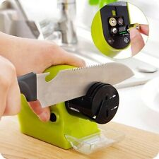 Electric Knife Sharpener Kitchen Sharpening Stage Diamond Professional Tool USA