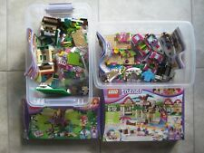Lego Friends 3065 42316 41008 Minifigs +2.5lbs Misc Unique Bricks Parts NEW/USED