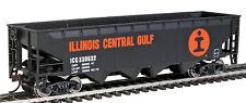 Escala H0 - Walthers Offset Tolva Illinois Central 1426 NEU
