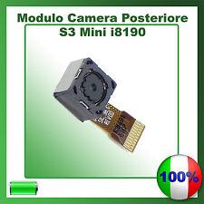 FOTOCAMERA POSTERIORE RETRO CAMERA BACK PER SAMSUNG GALAXY S3 MINI i8190