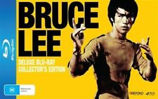 New & Sealed- BRUCE LEE (Deluxe Blu-ray Collectors Edition, 4-Disc Box-Set)