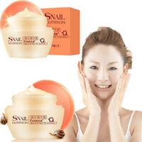 Face Serum Snail Cream Oil Control Facial Cream Glucanol Glycerol Woman Makeup