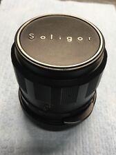 Soligor Wide-Auto 35mm F2.8 Lens FD Mount--Near Mint--SN17105765
