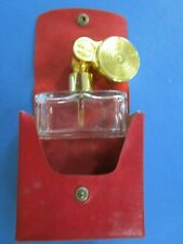 Vintage French Marcel Franck Escale Glass Perfume Atomizer in Working Condition
