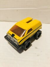 Vintage 1982 Japan Voltron Dairugger 15 Vehicle Force 14 Yellow Foot Vehicle SUV