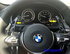 Steering Wheel Shift Paddle Extension For BMW M3 F80 M4 M5 F10 M6 F12 X5M X6M