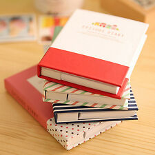Sticky Notes Notebook Memo Pad Bookmark Paper Sticker Notepad Stationery Fashion