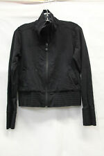 Lululemon Womens Cinch Poses Waist Black Jacket Size 8? No Sz Tag Excellent Used