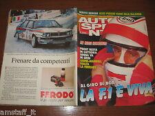AUTOSPRINT 1989/29=GP F.1 INGHILTERRA=PROST=MANSELL=PEUGEOT 309=DIDIER AURIOL=