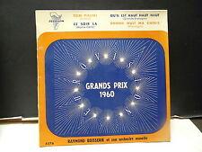 RAYMOND BOISSERIE Grands prix eurovision 1960 Tom Pillibi ..TRIANON 4376 MUSETTE