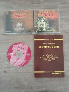 Fallout, Interplay, PC CD-ROM