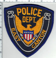 East Canton Police (Ohio) Shoulder Patch from the 1980's