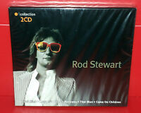 2 CD ROD STEWART - COLLECTION - SEALED SIGILLATO
