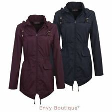 Trench Machine Washable Casual Coats & Jackets for Women