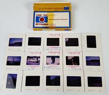 35mm Slides Of San Francisco Golden Gate Bridge Old Ford Truck Kitty Cat 1970s