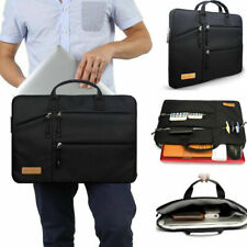 "Laptop Notebook Canvas Case Bag Cover For 12 13 14 15.6"" Macbook Lenovo HP Dell"