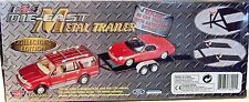 Motormax Trailer Car Carrier DieCast model 76001 New in Box 1:24 scale Motor Max