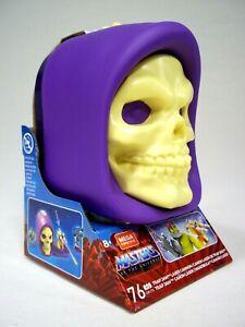 Rare Mega Construx Masters of the Universe Skeletor Skull Trap Jaw Laser Cannon