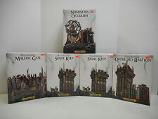 "Games Workshop ""Chaos Dreadhold"" Lot  *Buildings / Fortifications* Age Of Sigmar"