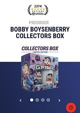 Gfuel Logic Collectors Box sold out (in hand)