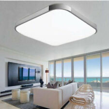 Dining room modern led chandeliers ceiling fixtures ebay square led ceiling down light home kitchen office lighting recessed fixture lamp aloadofball Choice Image