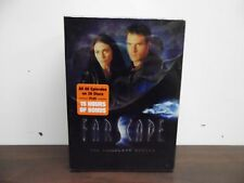 Farscape: The Complete Series (DVD, 2009, 26-Disc Set) BRAND NEW [5D]