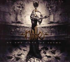 Nile ‎– At The Gate Of Sethu digipak version Nuclear Blast