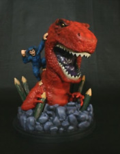 BOWEN DEVIL DINOSAUR STATUE / BUST (FACTORY SEALED, BRAND NEW)