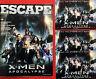 JAMES McAVOY X-MEN APOCALYPSE FILM CINEMA MAGAZINE & POSTCARDS