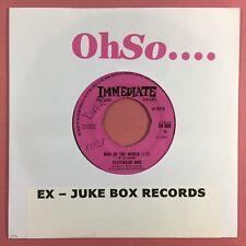 Fleetwood Mac - Man Of The World - Immediate IM-080 Wx Condition Jukebox Ready